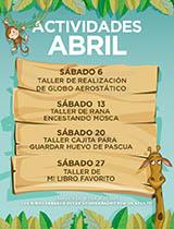 Actividades de Abril
