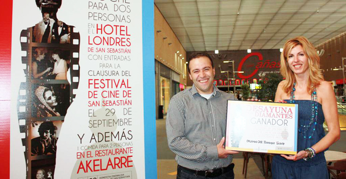 Desayuna con Diamantes, Las Cañas te lleva al Festival de Cine de San Sebastián