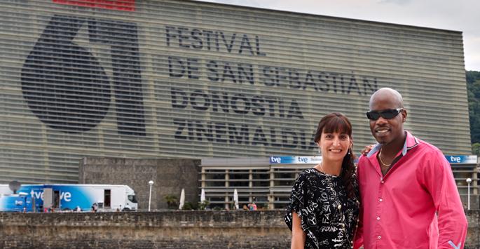 Ganadora Festival de Cine de San Sebastián