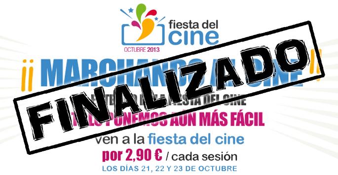 Ven a la Fiesta del Cine