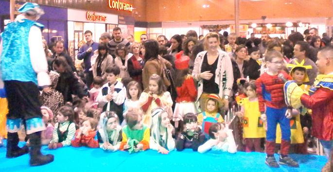 Fotos de la fiesta de Carnaval 2015