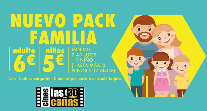 Nuevo Pack Familia