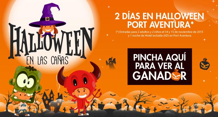 Halloween en Las Cañas