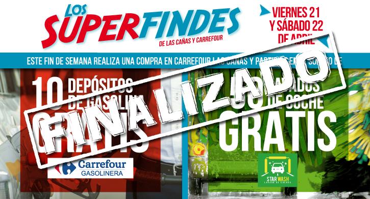 Bases de Los Superfindes de Las Cañas y Carrefour