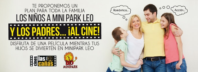 y los padres al cine